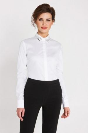 Блузки Белые Модные С Доставкой